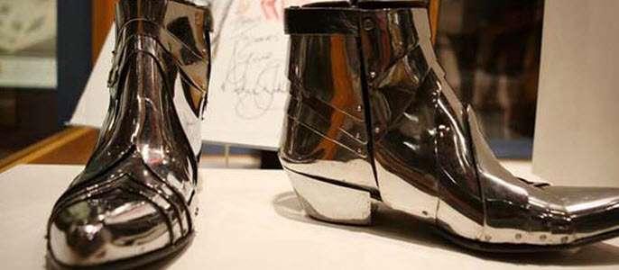 MJ's wild wild west boots