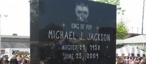 Michael Jackson Monument Unveiled in Gary, Indiana