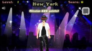 Michael Jackson Online Dance Game